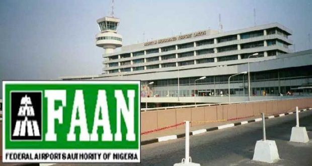 AIRPORT TERMINAL FAAN