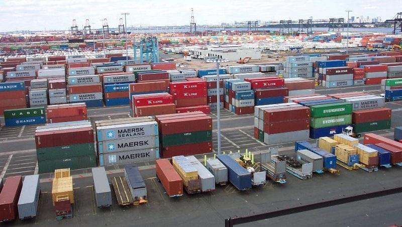 APM Terminals, Apapa, Lagos.