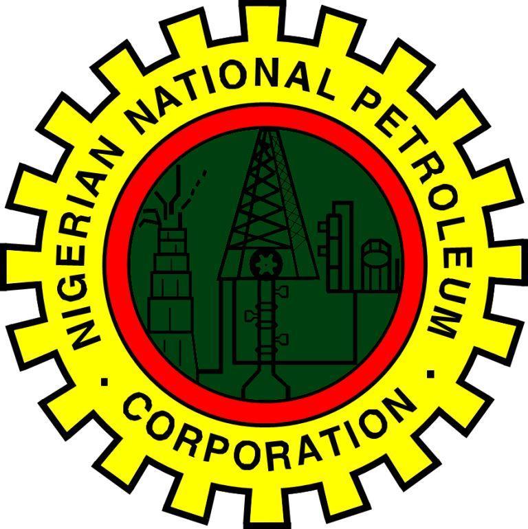 The Nigerian National Petroleum Corporation Logo.