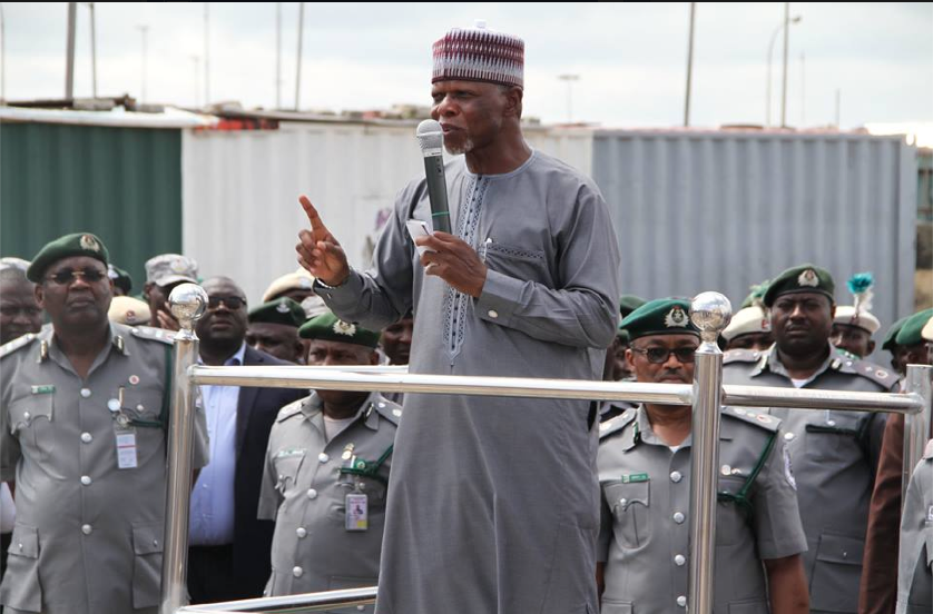 Customs seizes imported rice worth N32.8M in Niger state