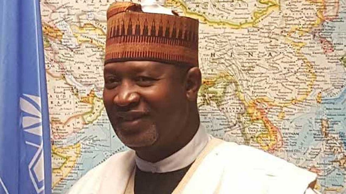 Hadi-Sirika-Minister-Aviation in Nigeria