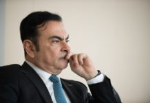 Ex CEO Nissan; Carlos Ghosn
