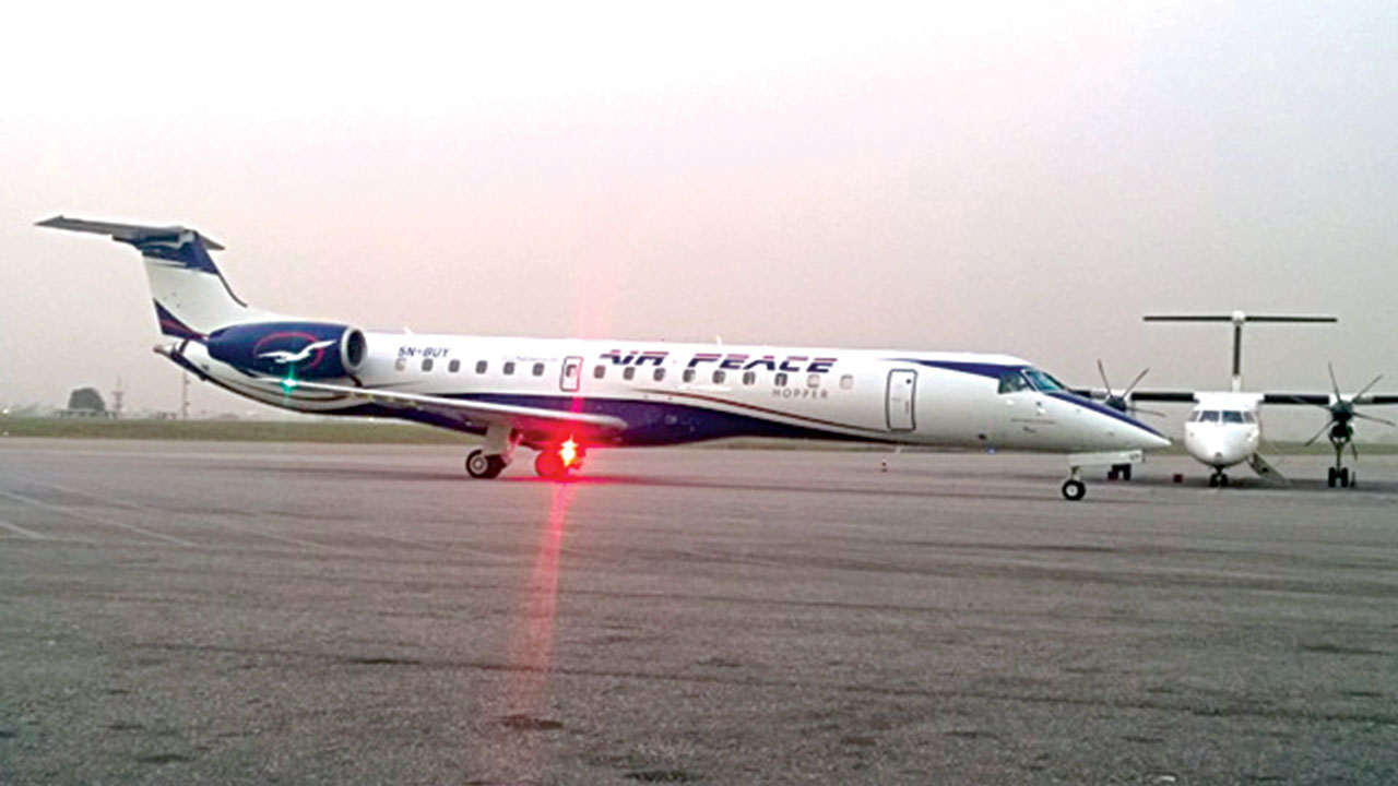 Air peace urges FAAN to approve Asaba airport for Boeing 777 use