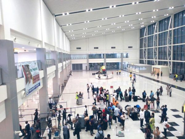 Lagos, Abuja airports to install new body scanners