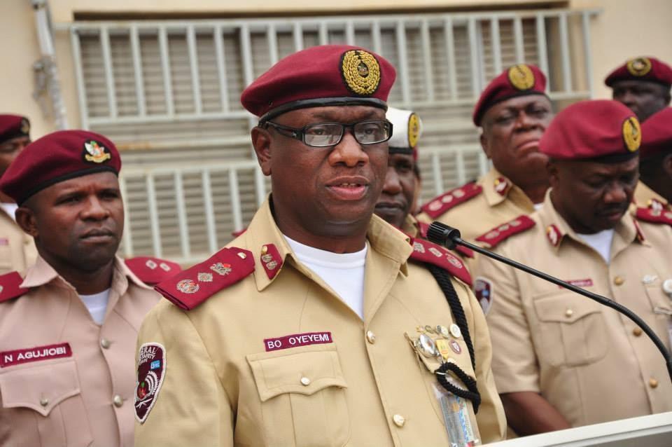 FRSC Corps Marshal- Adeboboye Oyeyemi
