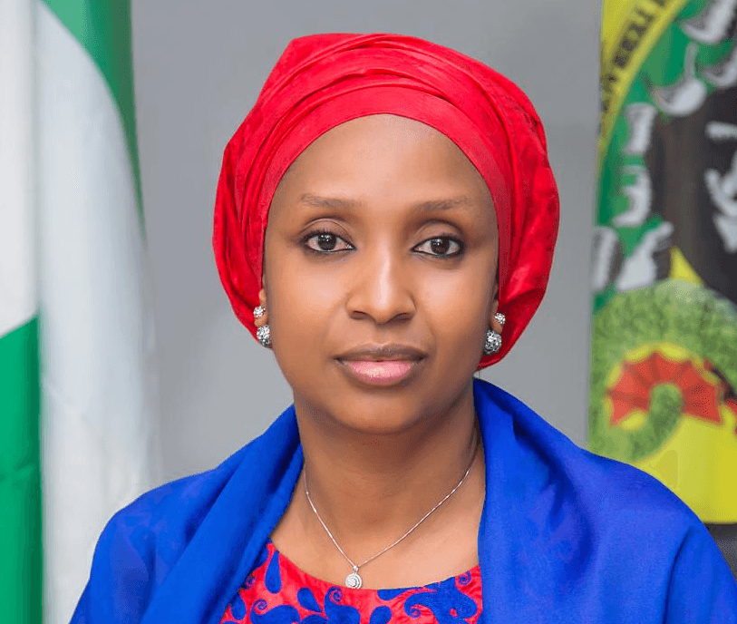 The Managing Director of the NPA- Mrs Bala Usman