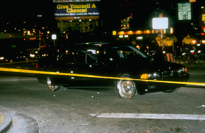 BMW Tupac was fatally shot in goes for sale for $1.27M