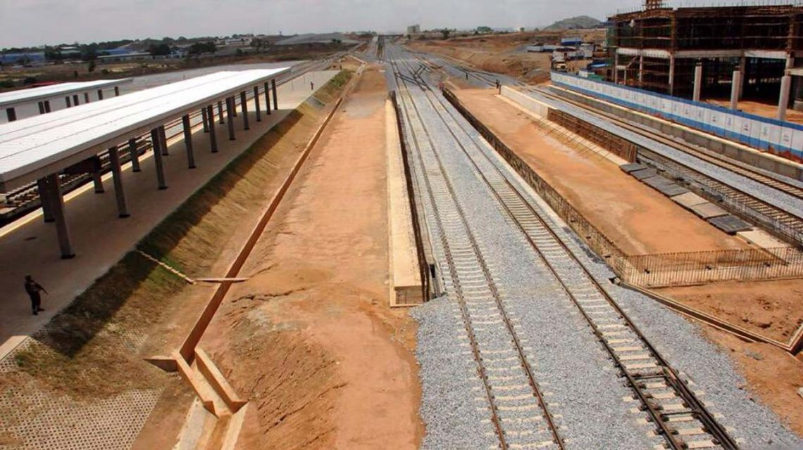 Lagos to close roads for railway construction